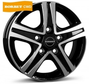 Borbet CWD black glossy polished